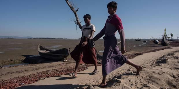 Rohingyas: Washington sanctionne un chef militaire birman - La Libre