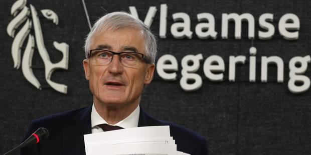 """""""2017 a été bonne année pour le gouvernement flamand"""", estime le ministre-président Bourgeois - La Libre"""
