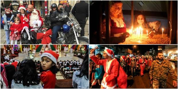 La fête de Noël célébrée partout dans le monde (PHOTOS) - La Libre