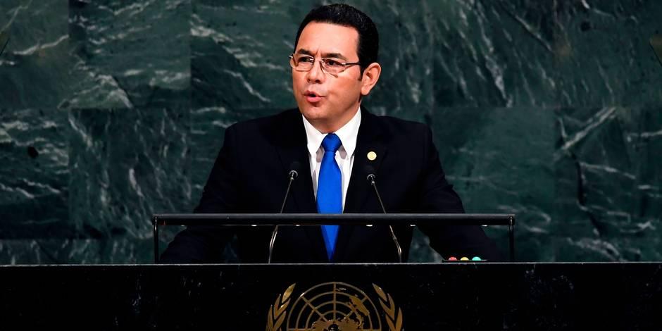Comme Washington, le Guatemala annonce le transfert futur de son ambassade en Israël à Jérusalem