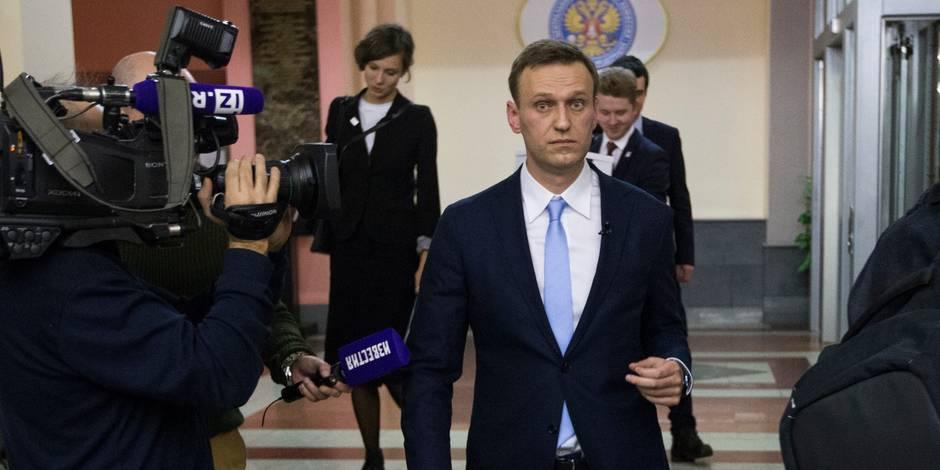 Russie : la Commission électorale rejette la candidature de l'opposant Navalny à la présidentielle