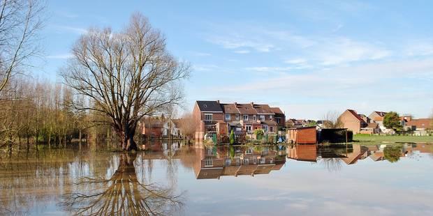 Wallonie picarde: Le dossier 'inondations' avance - La Libre