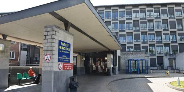 Fin de la grève au sein du service de radiologie de la clinique de Libramont - La Libre