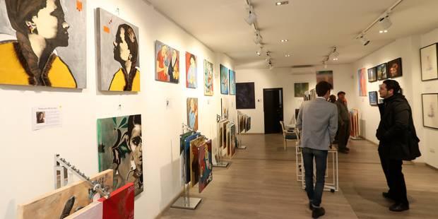 Un prêt à taux zéro pour l'achat d'oeuvres d'artistes flamands ou bruxellois - La Libre