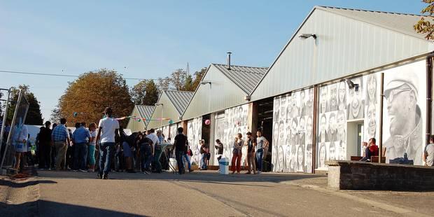 Namur: Une cellule de logement pour les réfugiés - La Libre