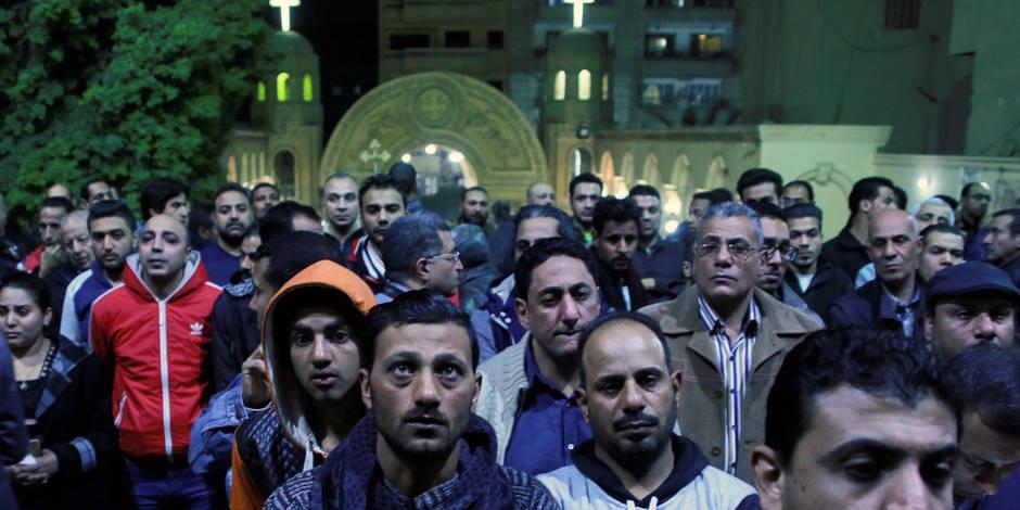 Egypte: l'EI revendique l'attaque contre une église copte