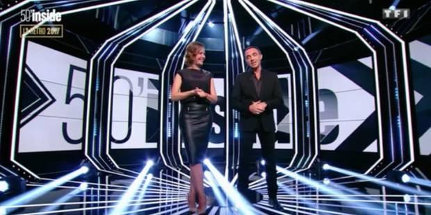 Sandrine Quétier quitte TF1 avec sobriété - La Libre