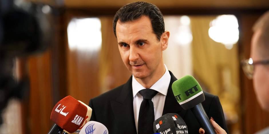 Bachar al-Assad remplace son ministre de la Défense