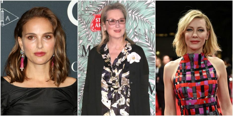Scandale Harvey Weinstein : Des célébrités de Hollywood lancent un projet anti-harcèlement sexuel