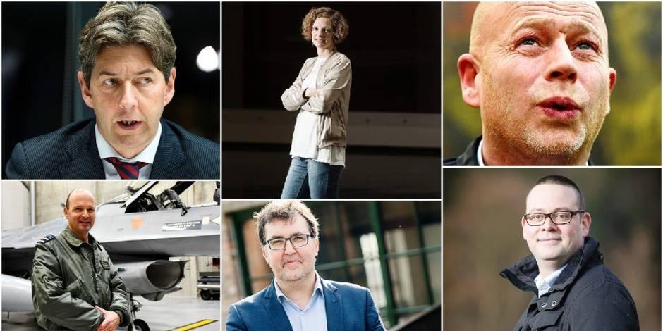 Ces Belges feront l'actualité en 2018, en Belgique (1/5) - La Libre