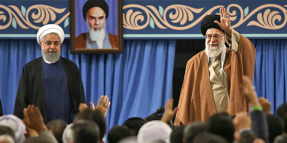 """Le guide suprême accuse les """"ennemis"""" de l'Iran d'être derrière les troubles"""