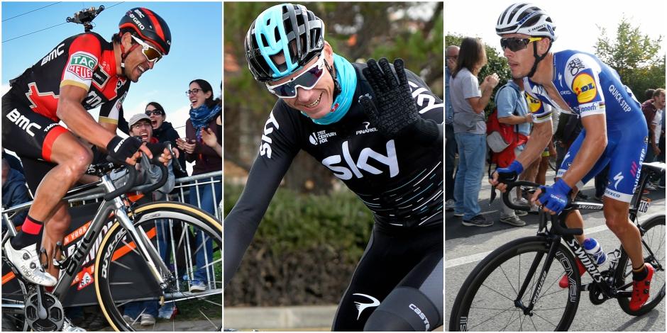Les 10 questions qui vont rythmer la saison cycliste 2018 - La Libre