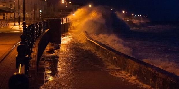 Tempête Eleanor: un couple meurt emporté par une vague au Pays basque espagnol - La Libre