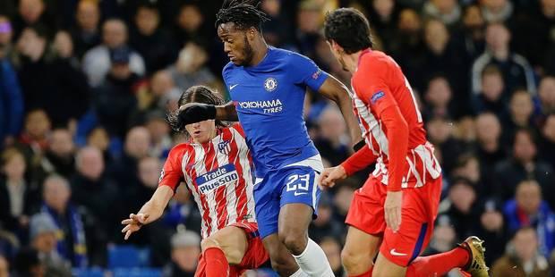 Batshuayi peut quitter Chelsea si? - La Libre