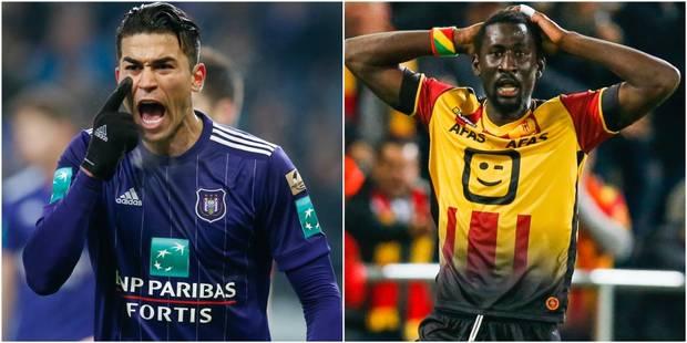 Mercato à Anderlecht: Harbaoui out, Ganvoula bientôt in - La Libre