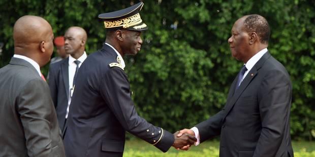 Côte d'Ivoire: l'armée présente ses excuses à la Nation pour les mutineries - La Libre