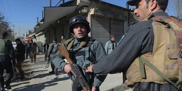 Attentat suicide à Kaboul: au moins 11 morts et 30 blessés - La Libre