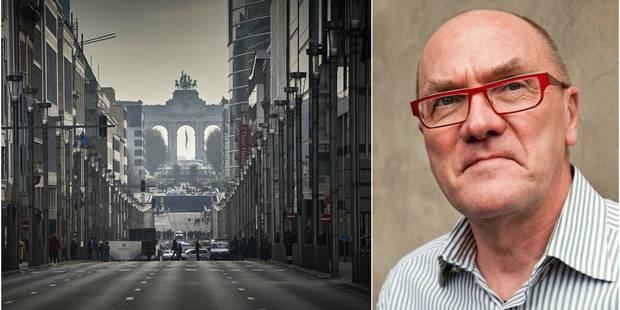 La capitale, (mal) vue par les Flamands (CHRONIQUE) - La Libre