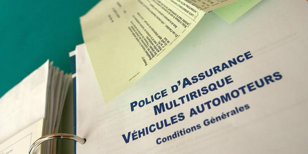 L'assuré tient à sa vie privée, sauf pour l'assurance auto (INFOGRAPHIE) - La Libre