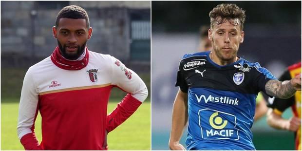 Charleroi s'offre deux recrues avec Anthony D'Alberto et Romain Grange (OFFICIEL) - La Libre