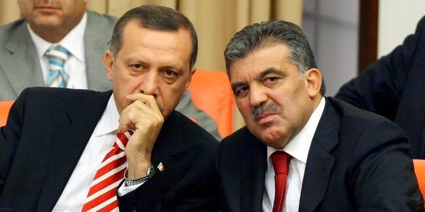 Turquie: les tensions entre Erdogan et son prédécesseur éclatent au grand jour - La Libre