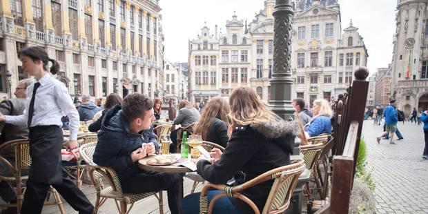 Sept millions de touristes à Bruxelles l'an passé - La Libre
