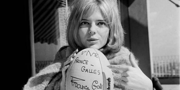 La fédération française de rugby rend hommage à France Gall avec cette célèbre blague - La Libre