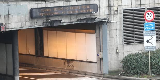 Les travaux préparatoires pour la rénovation des tunnels Reyers débutent lundi - La Libre