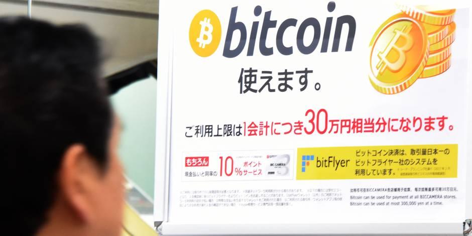 Le bitcoin et les autres cryptomonnaies en chute libre ce lundi: voici pourquoi