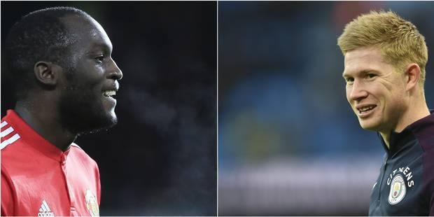 De Bruyne et Romelu Lukaku dans la liste des dix joueurs les plus chers: Combien valent-ils? - La Libre