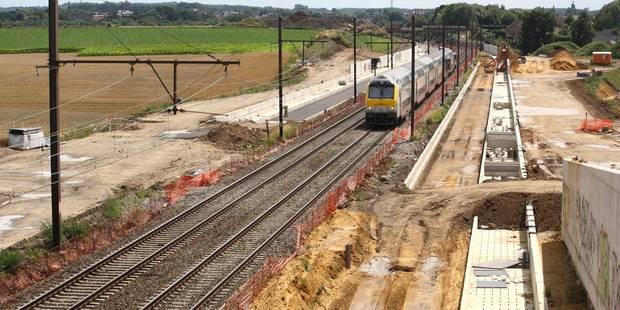 Le chantier du RER reprendra en mars, annonce Charles Michel - La Libre