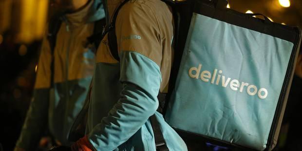 Deliveroo: sans réponse de la direction, les coursiers prévoient un arrêt de travail tous les samedis soir - La Libre