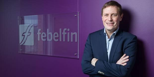 """Pour le CEO de Febelfin, """"les banques doivent sortir de leur zone de confort"""" - La Libre"""
