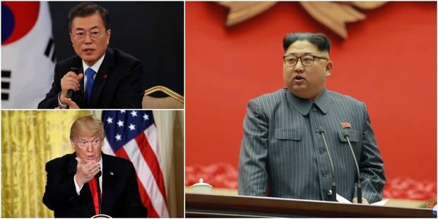 Corée du Sud et Etats-Unis ouverts à un dialogue avec Pyongyang - La Libre