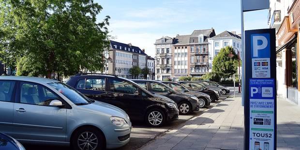 Tournai: Un stationnement qui rapporte - La Libre