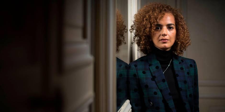 """Leïla Slimani : """"J'espère qu'un jour ma fille marchera la nuit dans la rue, en minijupe et en décolleté"""" - La Libre"""
