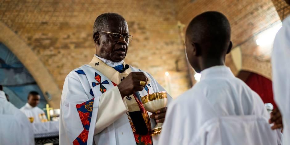 RDC: des tirs de sommation entendus à Kinshasa près de la cathédrale après une messe du cardinal Monsengwo