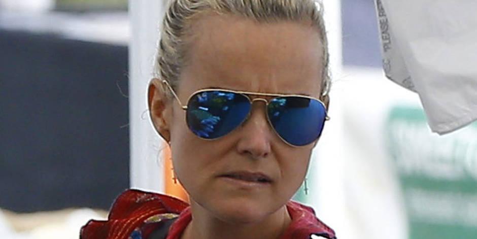 Laeticia Hallyday : elle quitte Saint-Barth pour une raison sérieuse