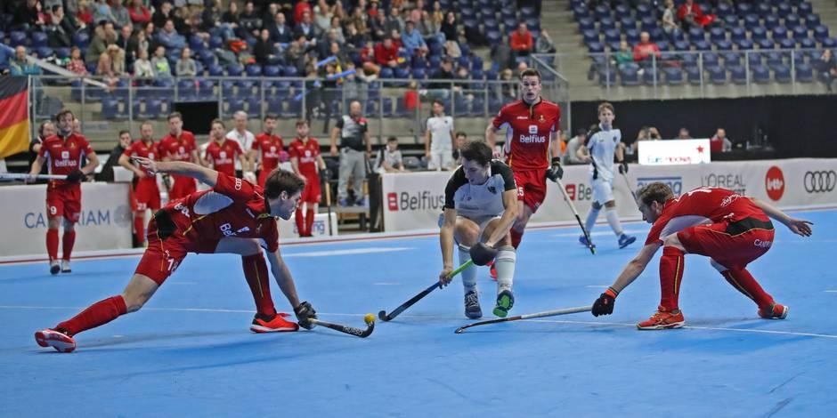 Euro Hockey Indoor: la Belgique est entrée dans le top européen (Réactions) - La Libre