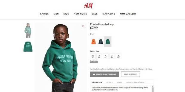 Face à la grogne suite à la polémique raciste, H&M ferme temporairement ses magasins sud-africains - La Libre