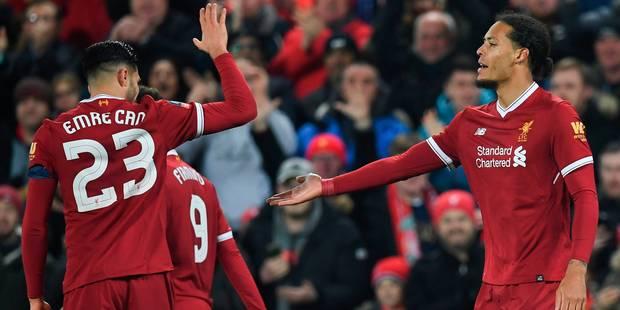 Malgré une remontée fantastique, Man City essuie sa première défaite de la saison à Liverpool (4-3) - La Libre