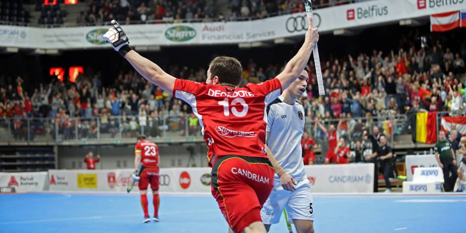 Les Red Lions indoor ont gagné leurs lettres de noblesse à Anvers (Commentaire)