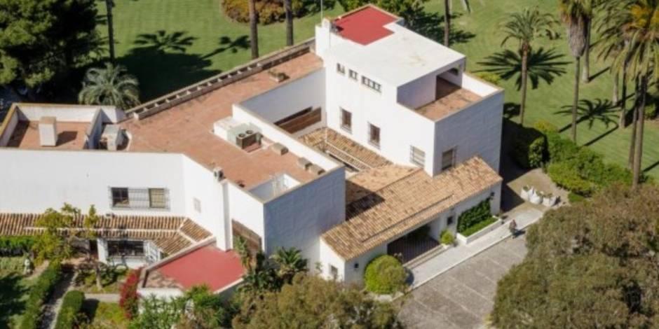 La Villa Astrida sera un hôtel de luxe et évoquera son passé royal