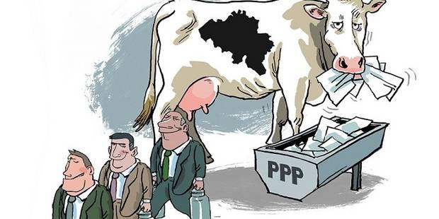Partenariat public-privé, une bonne affaire ou une bombe à retardement? (OPINION) - La Libre