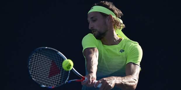 """Australian Open: """"La plus belle victoire"""" de la carrière de Bemelmans, Mertens et Flipkens qualifiées - La Libre"""