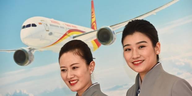 La sécurité aérienne est menacée dans le Détroit de Taïwan (OPINION) - La Libre