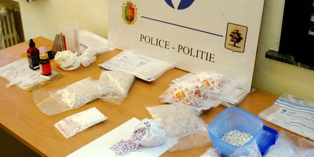 Un membre d'une filière de production de MDMA recherché par Europol s'est rendu à la police - La Libre