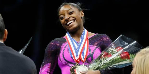 Simone Biles, championne olympique, révèle avoir été abusée sexuellement par le médecin de l'équipe américaine - La Libr...