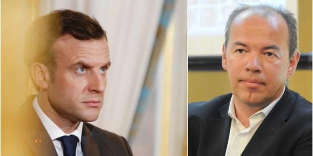 Macron, plus gaulliste que de Gaulle (CHRONIQUE) - La Libre