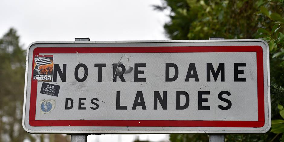 Notre-Dame-des-Landes : le projet d'aéroport est abandonné